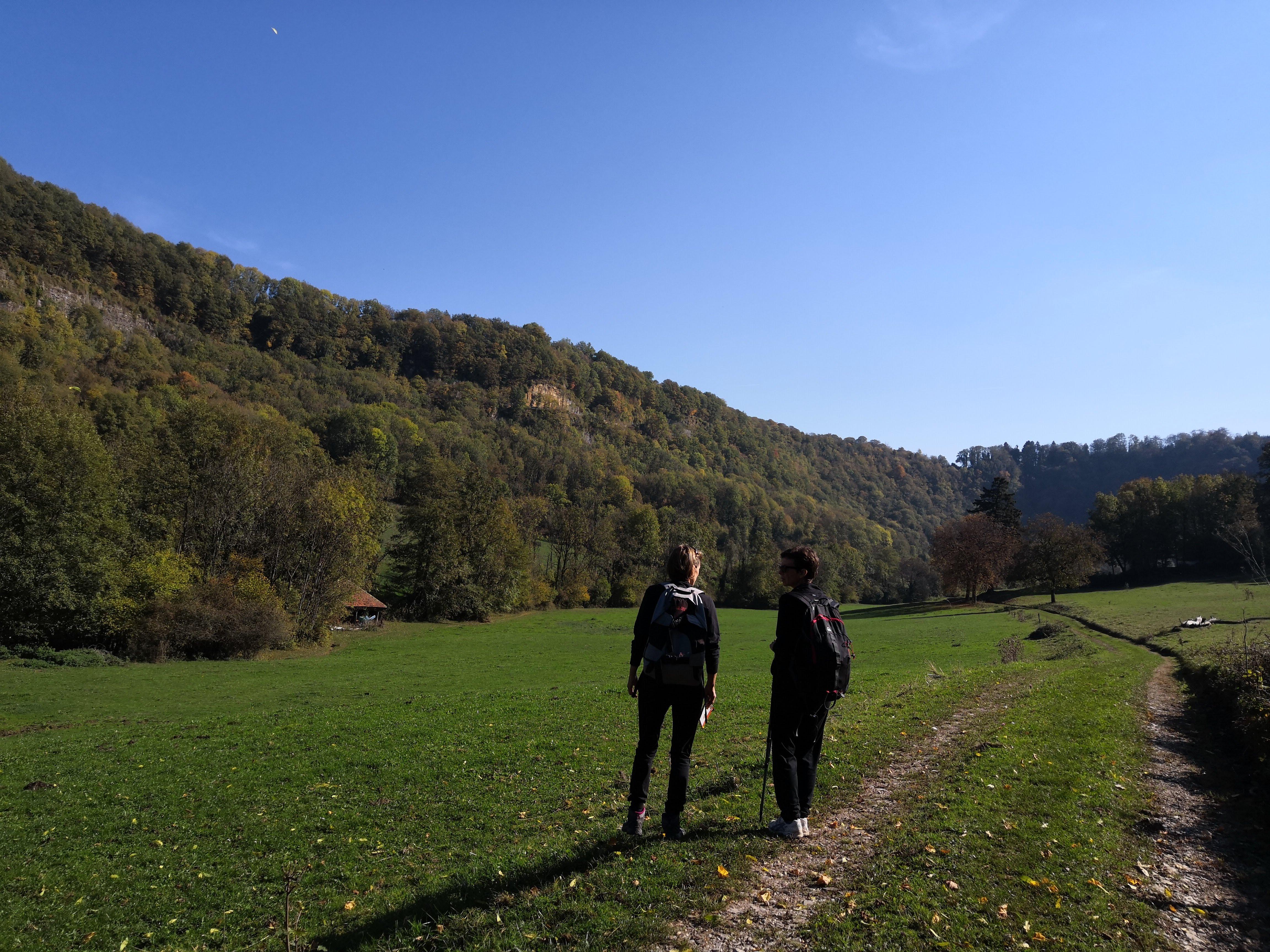 Randonnée Jura - Gîte Haut Jura